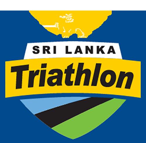 Sri Lanka Triathlon (SLT) logo