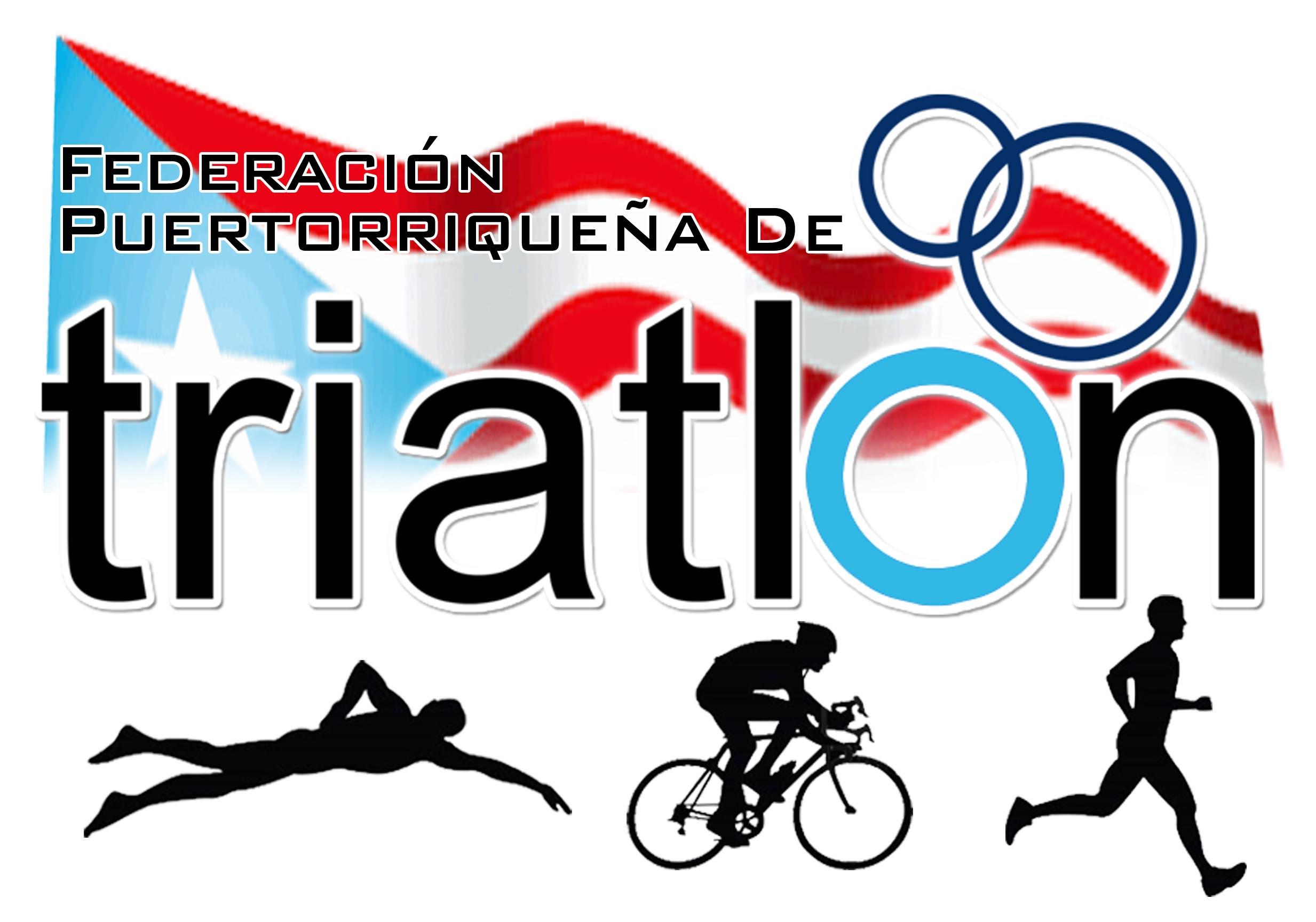 Federación Puertorriqueña de Triatlón logo