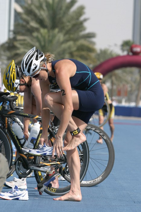 how to become an elite triathlete itu