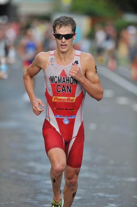 Brent McMahon Triathlonorg