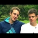 Brownlees on Vitality World Triathlon London 2015