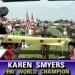Karen Smyers - 2014 ITU Hall of Fame