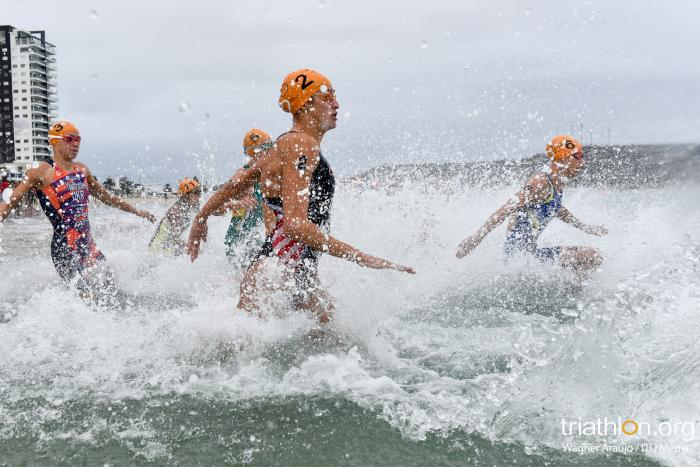 © Wagner Araujo / International Triathlon Union