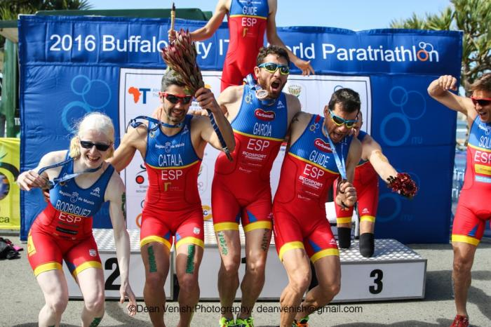 © Dean Venish / International Triathlon Union