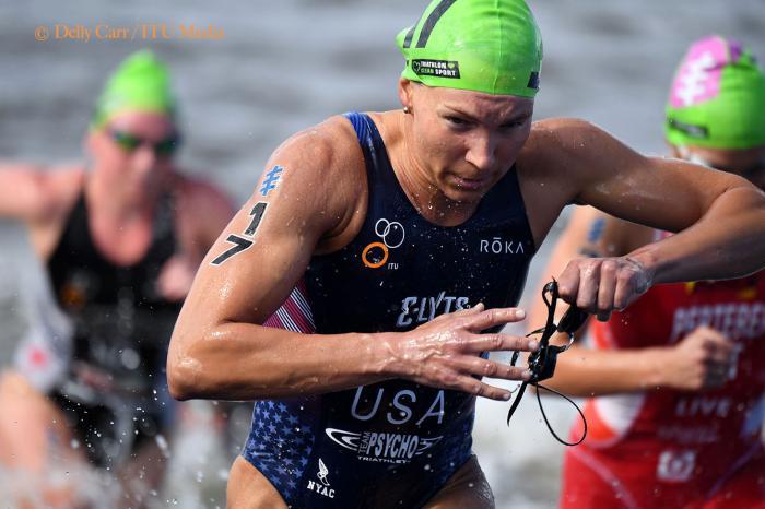 © International Triathlon Union/Delly Carr