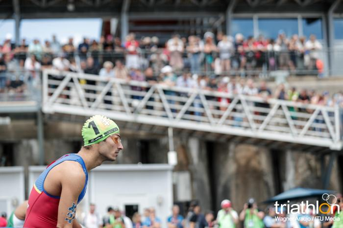 © International Triathlon Union / Wagner Araujo