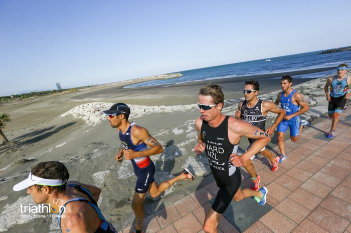 © International Triathlon Union / Tommy Zaferes