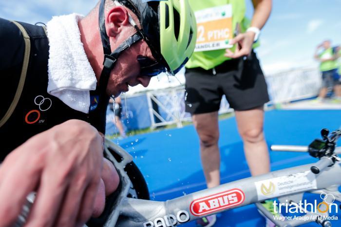© International Triathlon Union / Wagner Araujo