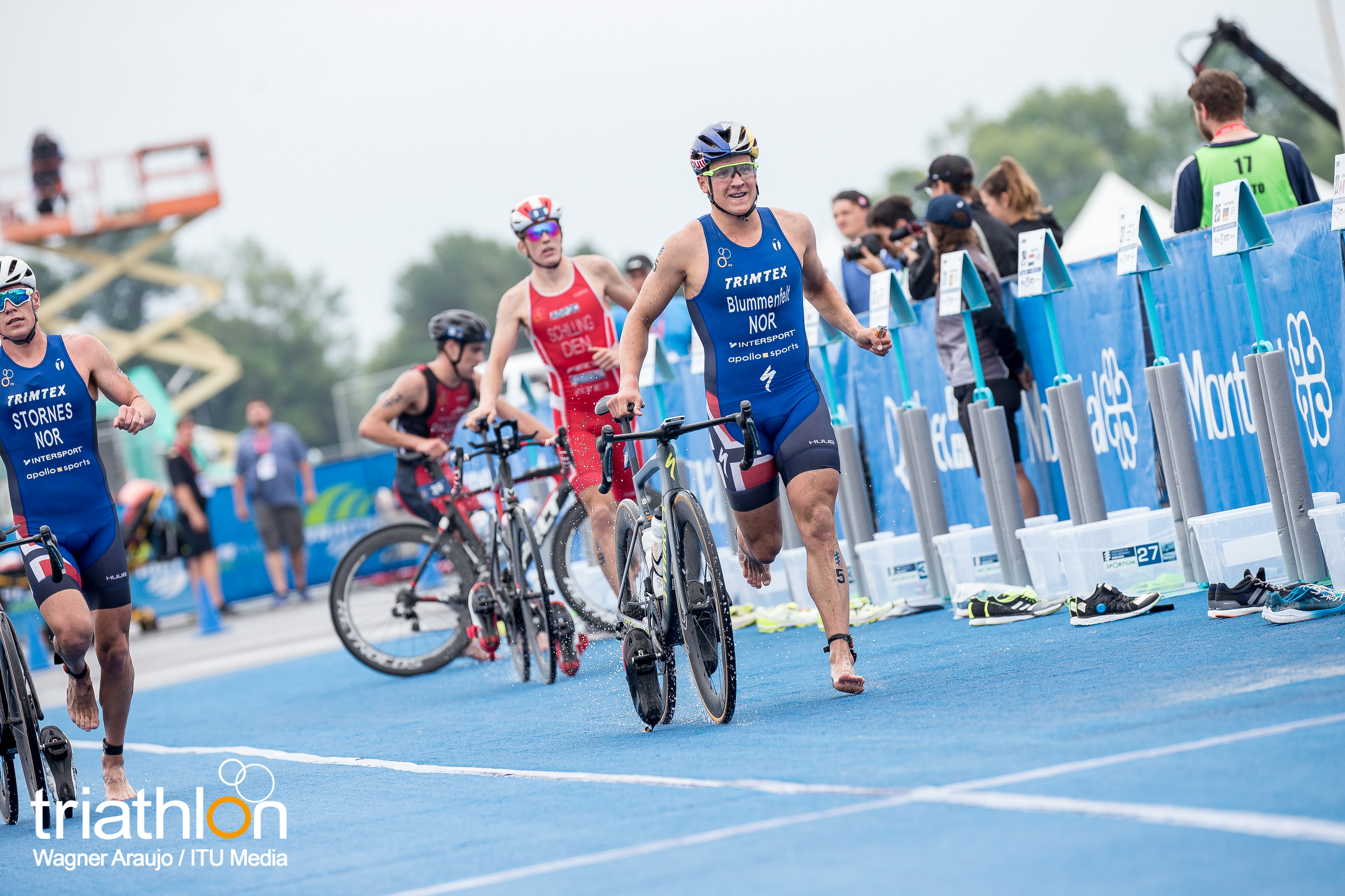 WTS Montreal Welcomes Elite Men for Penultimate race of