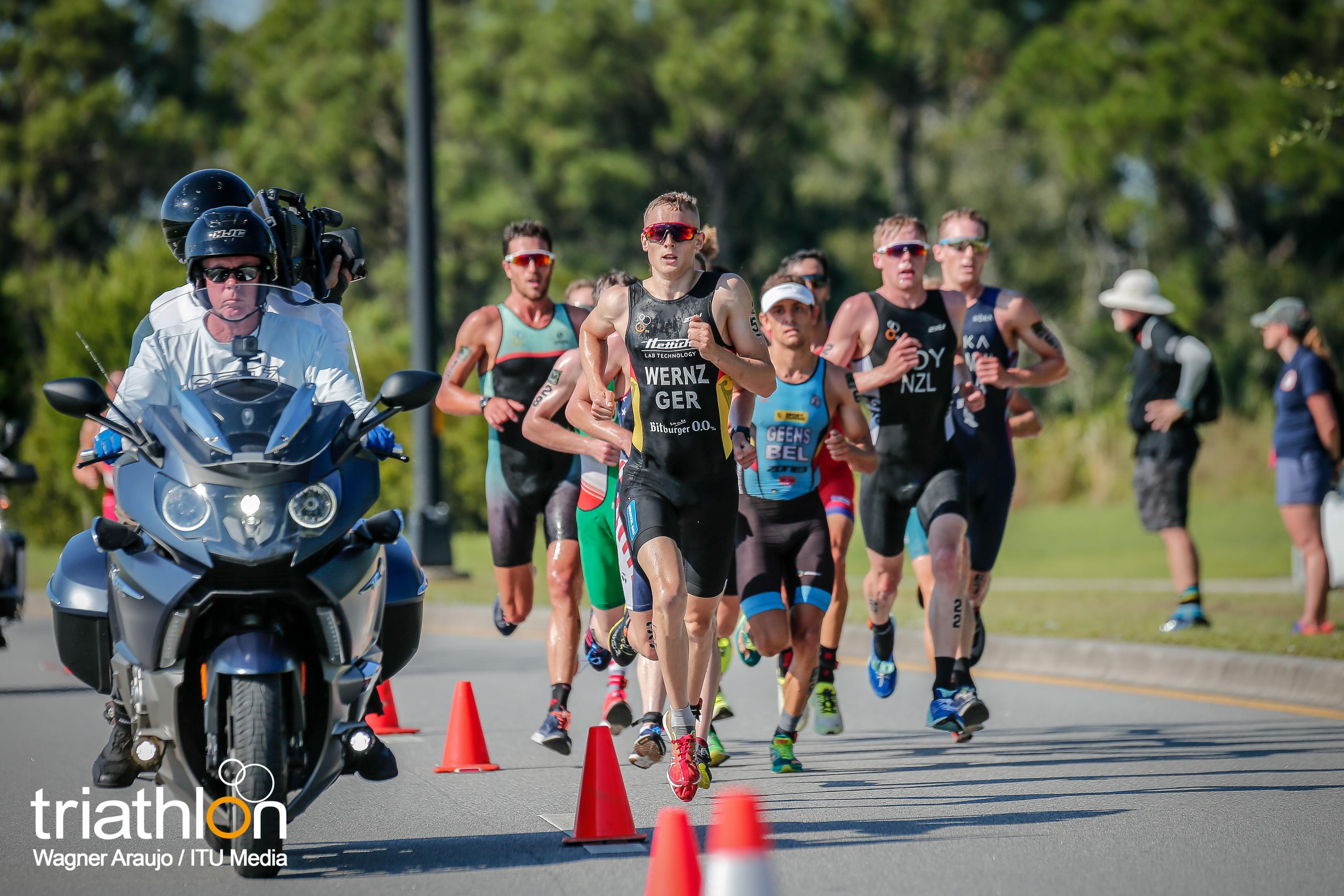 Tomlin and Luis Dominate Sarasota World Cup Duathlon race