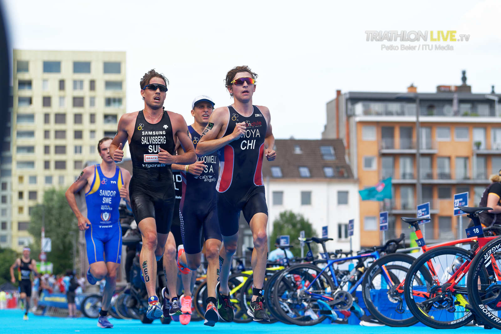 Redemption for Reid and debut glory for Tertsch at Antwerp World Cup