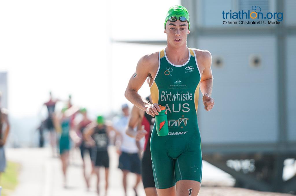 Australia Keeps Hot Streak Alive At Ayof Triathlon Org