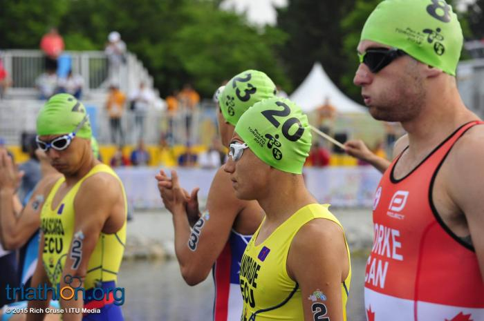 © Rich Cruse / International Triathlon Union