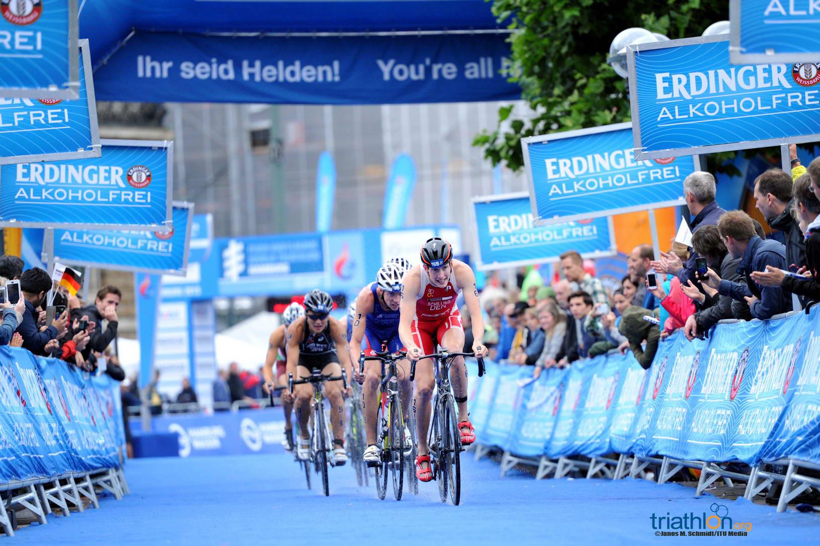 triathlon world series hamburg